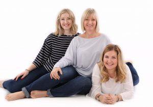 Family Portraiture 3 Members