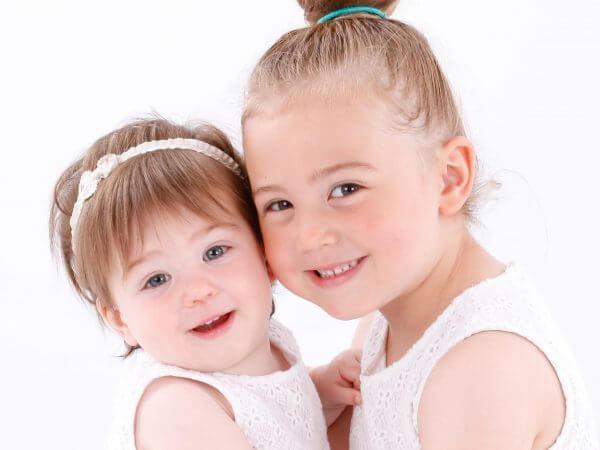 Cute little Children's Portrait